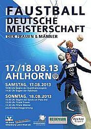 Deutsche Meisterschaft 2013 Ahlhorn