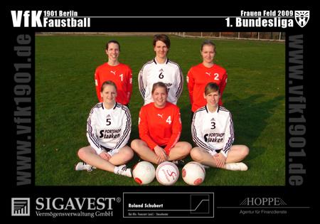 Vfk 1901 Frauen 1. Bundesliga 2009