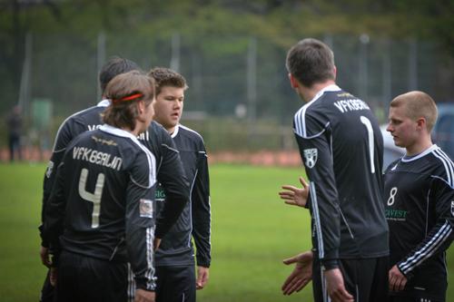 VfK übernimmt die Tabellenführung in Liga 2 (Foto Archiv: Rouven Schönwandt)