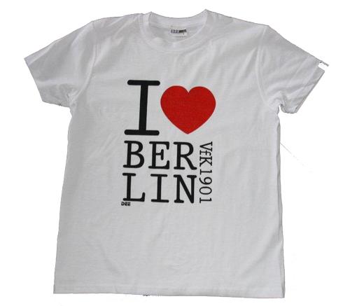 I love VfK 1901 Berlin
