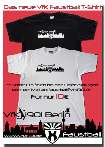 VfK Faustball T-Shirt